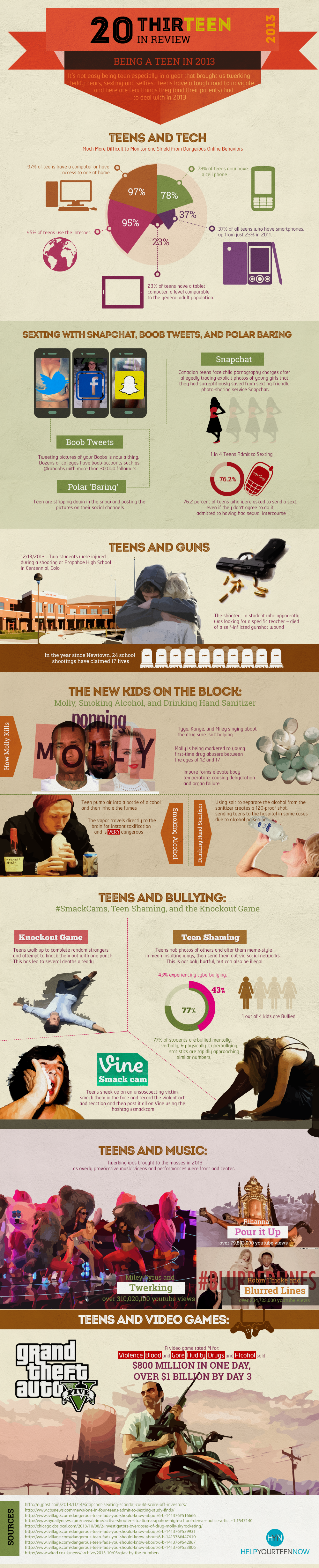 The Challenges Of Being A Teen - Infographic ~ Ministry Best Practices