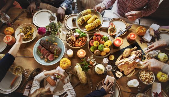 Celebrating Thanksgiving With Teens At A Therapeutic Boarding School