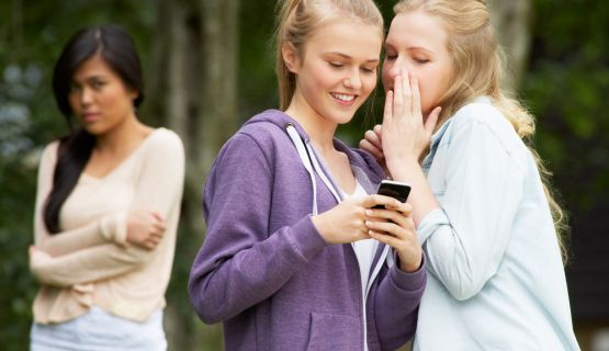 What Makes A Teen Bully
