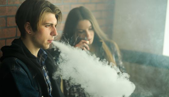 Teen Vaping is a Massive Concern - But Why