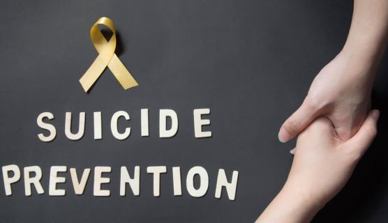 Be Involved: Suicide Prevention Awareness Month