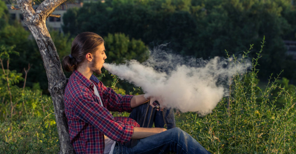 Vaping Delivers Highly Addictive Nicotine And More