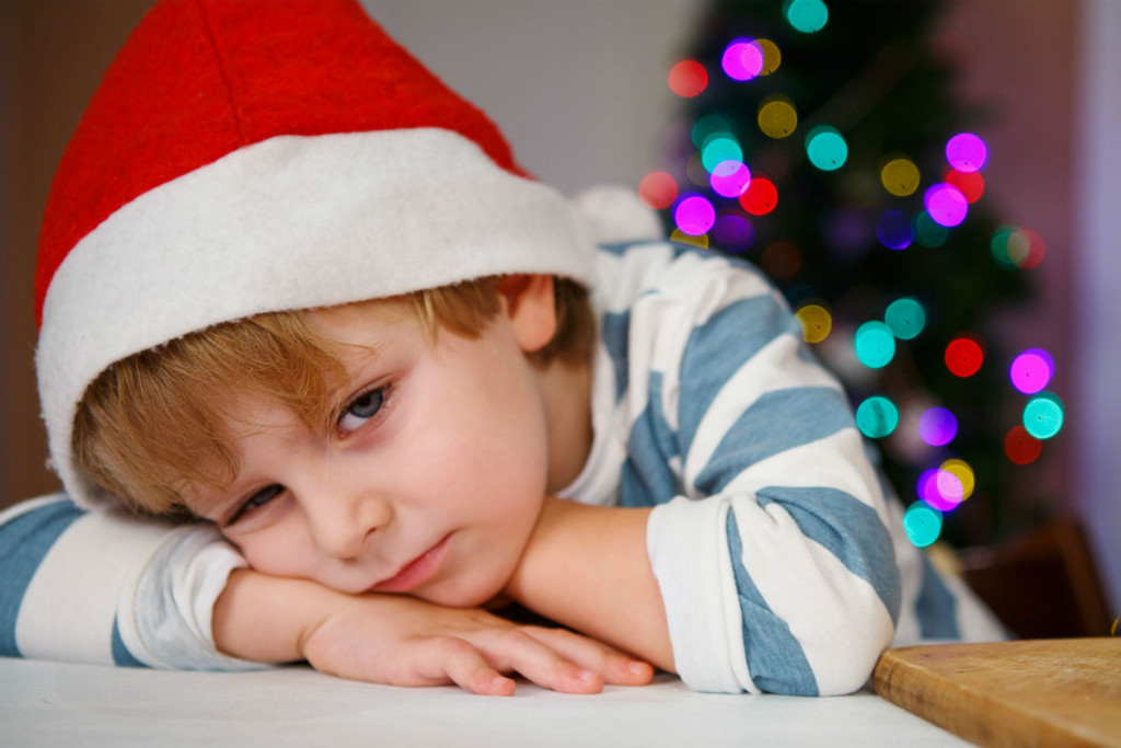 How Attachment Disorders Make the Holiday Season Rough