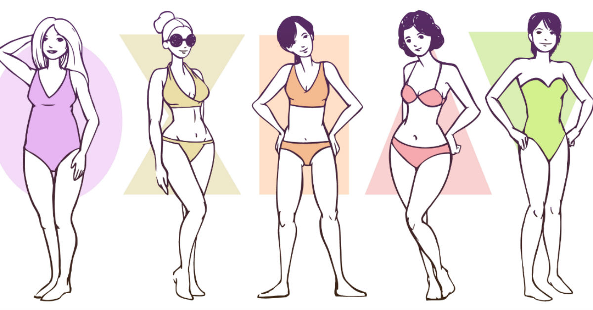 """There is No """"Average"""" Body Type"""