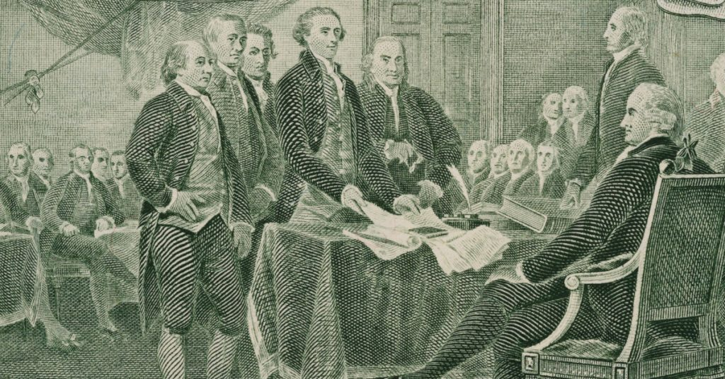 ​10 Lessons Your Teen Boy Can Learn From America's Founding Fathers