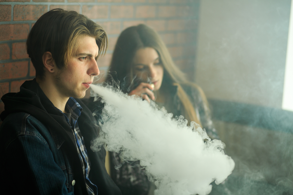 Teen Vaping is a Massive Concern – But Why