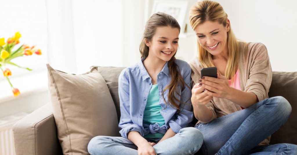 How to Be a Part of Your Teenager's Digital Life