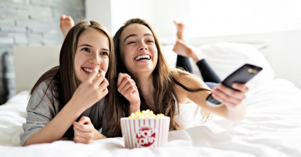 How Movies and TV Shows May Help Teens With Attachment Disorders