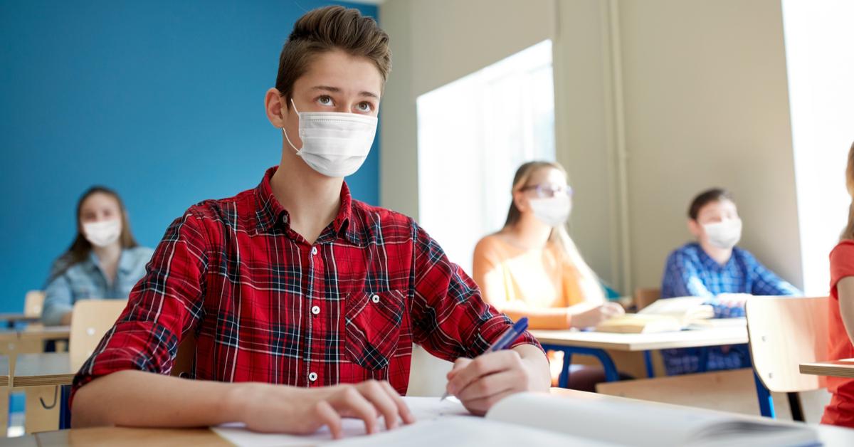 Teens Going Back To School - Seeking A New Normal